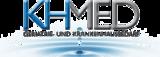Logo des Kooperationspartners KHMED Geriatrie- und Krankenhausbedarf